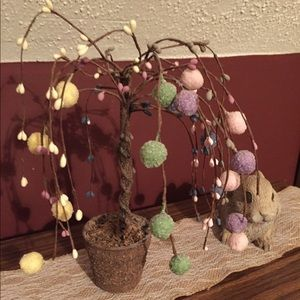 Willow tree decoration